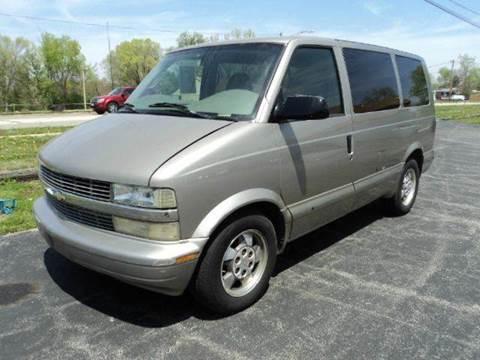 2003 Chevrolet Astro for sale in Decatur, IL