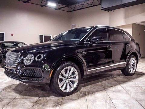 2017 Bentley Bentayga for sale in Decatur, IL