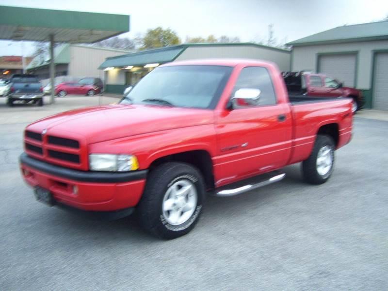 Used Cars Pickup Trucks Specials VINITA OK 74301 - R & S TRUCK ...