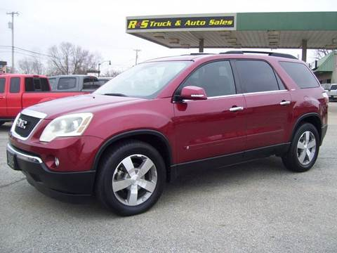 2009 GMC Acadia for sale in Vinita, OK