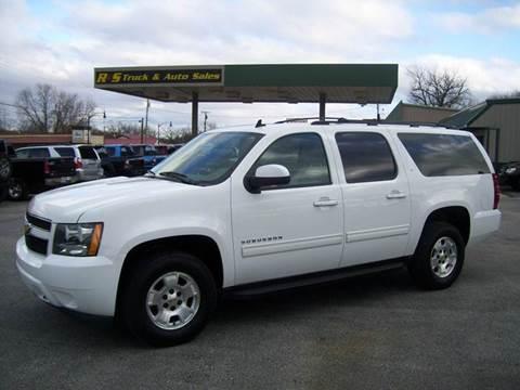 Cecil Atkission Motors >> 2012 Chevrolet Suburban For Sale - Carsforsale.com
