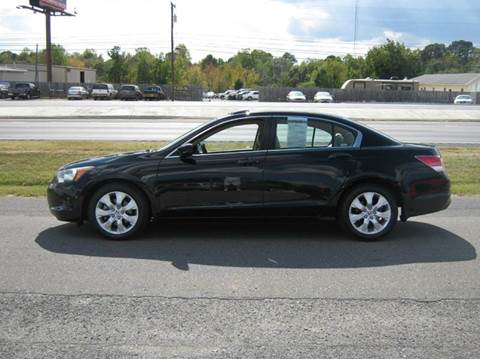 2008 Honda Accord for sale in Albertville, AL
