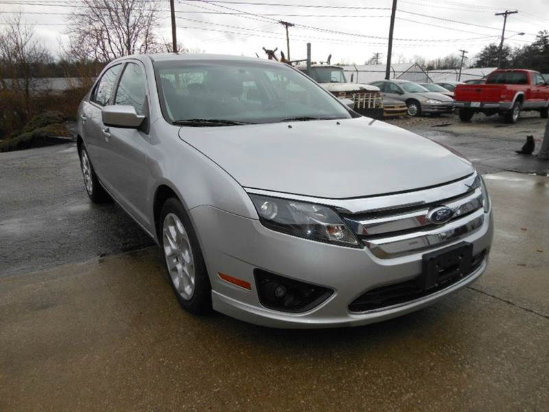 2010 Ford Fusion SE 4dr Sedan - Wadsworth OH