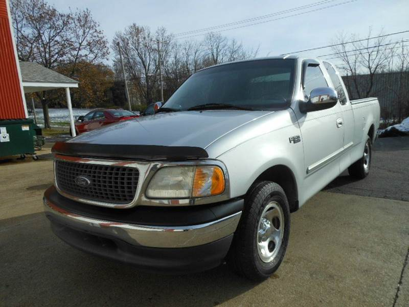 1999 Ford F-150 4dr XLT Extended Cab SB - Wadsworth OH