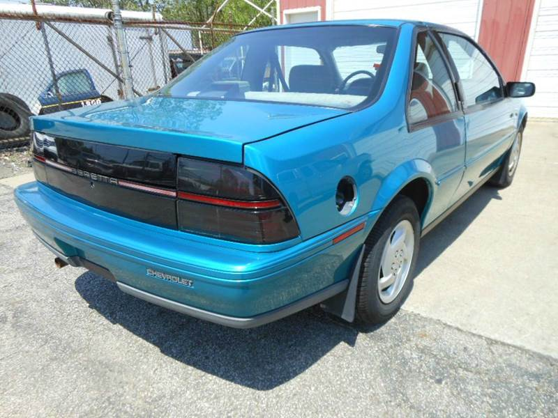 1994 Chevrolet Beretta 2dr Coupe - Wadsworth OH