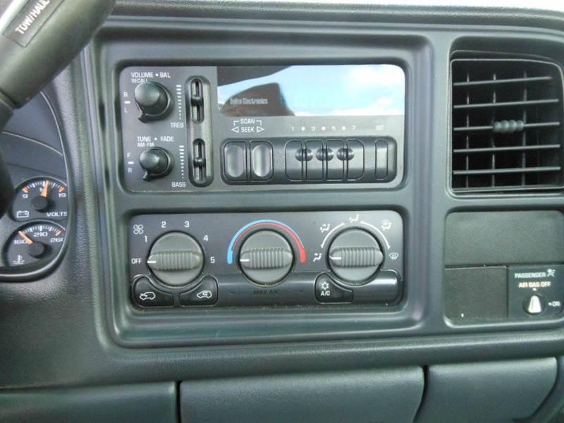 2002 Chevrolet Silverado 1500 2dr Standard Cab 2WD LB - Wadsworth OH