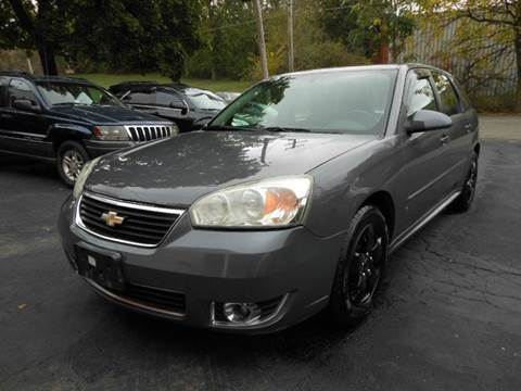2007 Chevrolet Malibu Maxx for sale in Wadsworth, OH