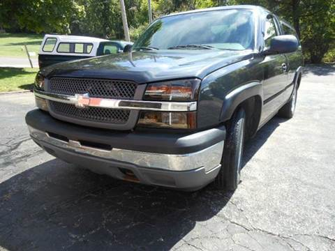 2005 Chevrolet Silverado 1500 for sale in Wadsworth, OH