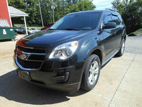 2010 Chevrolet Equinox for sale in Wadsworth, OH