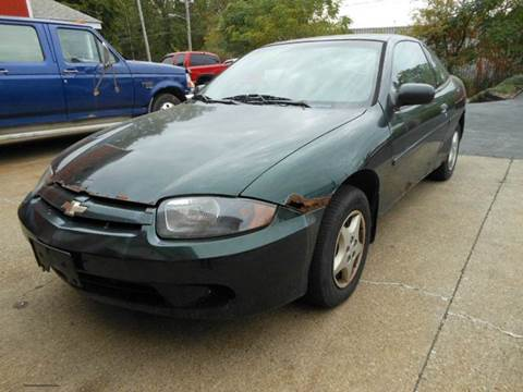 2003 Chevrolet Cavalier for sale in Wadsworth, OH