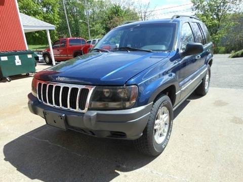 2002 Jeep Grand Cherokee for sale in Wadsworth, OH