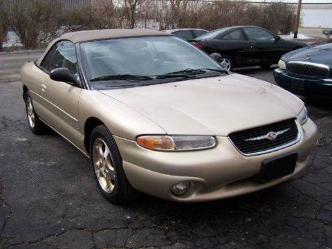 1999 chrysler sebring for sale. Black Bedroom Furniture Sets. Home Design Ideas