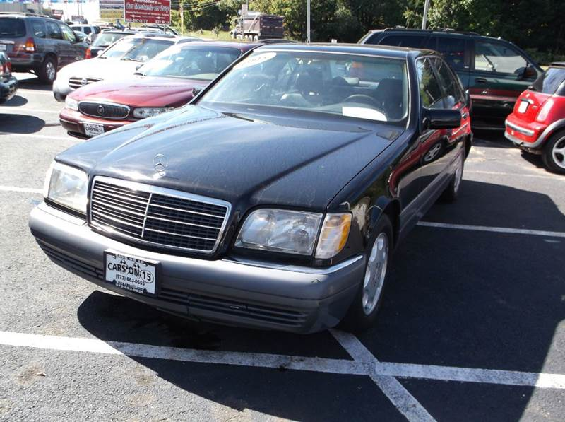 1995 mercedes benz s class s320 swb 4dr sedan in lake for Mercedes benz 1995 s320