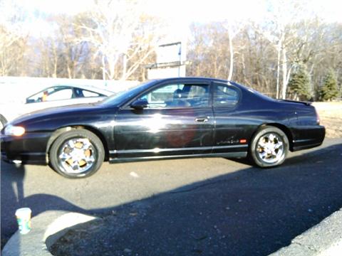 2001 Chevrolet Monte Carlo for sale in Elizaville, NY