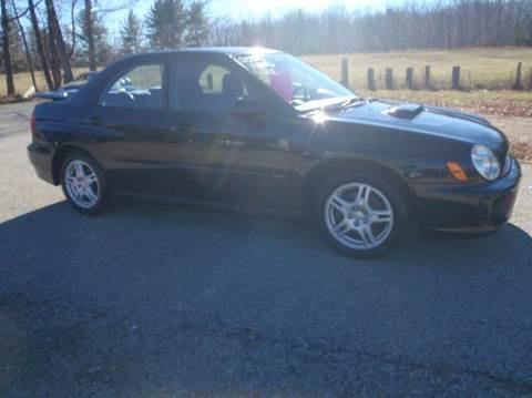 2002 Subaru Impreza for sale in Greenland, NH