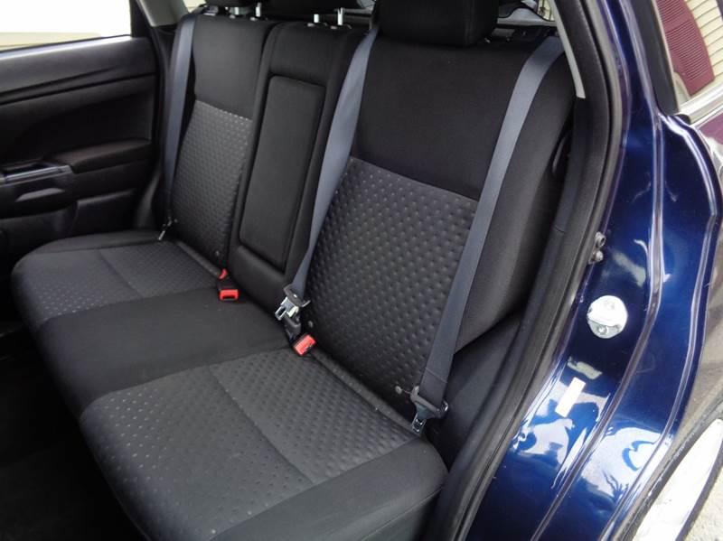 2011 Mitsubishi Outlander Sport AWD SE 4dr Crossover - Westampton NJ