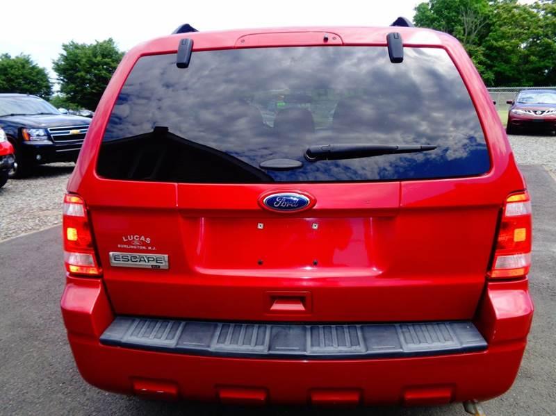 2011 Ford Escape AWD XLT 4dr SUV - Westampton NJ