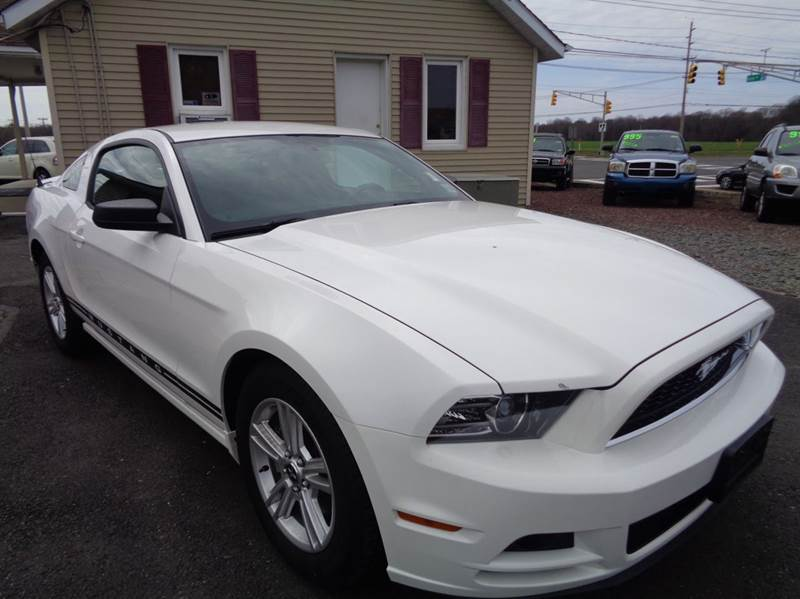 2013 Ford Mustang V6 2dr Coupe - Westampton NJ