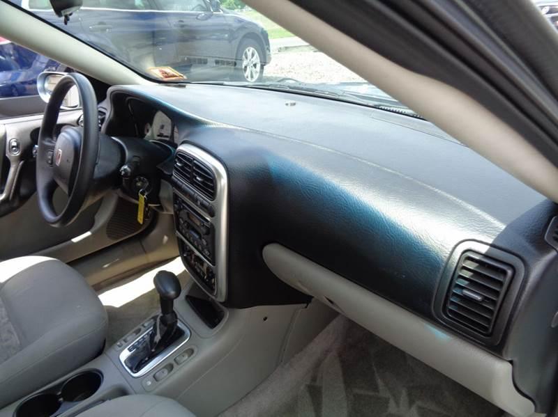 2004 Saturn L300 2 4dr Sedan - Westampton NJ