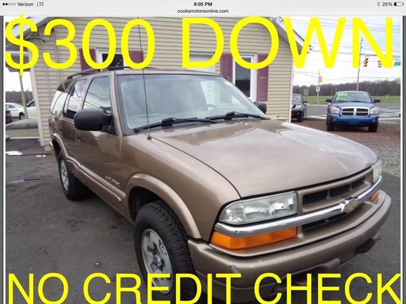 2004 Chevrolet Blazer LS 4WD 4dr SUV - Westampton NJ