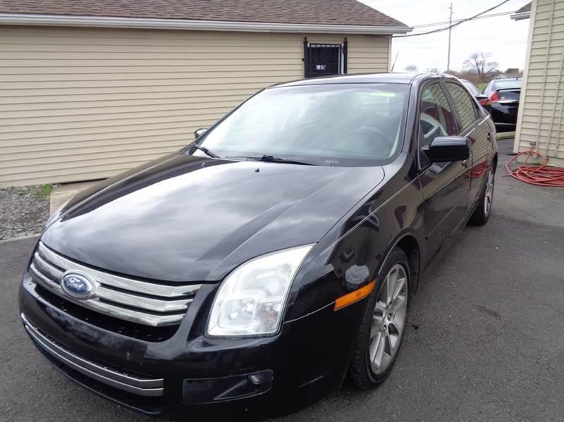 2009 Ford Fusion V6 SE 4dr Sedan - Westampton NJ