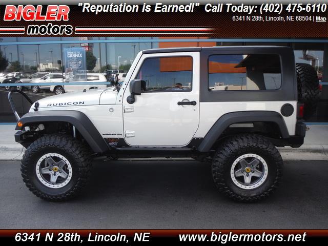 2007 Jeep Wrangler for sale in Lincoln NE