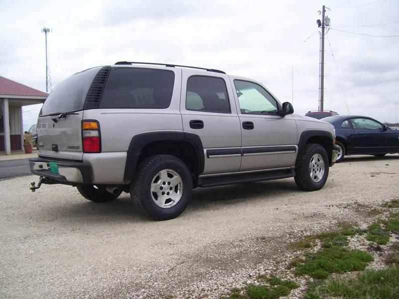 2004 Chevrolet Tahoe  - Cambridge IL