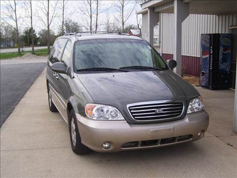 2003 Kia Sedona For Sale Carsforsale Com