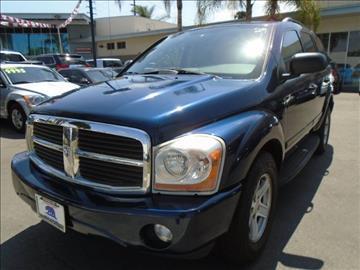 2004 Dodge Durango for sale in Downey, CA