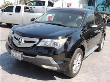 2009 Acura MDX for sale in Downey, CA