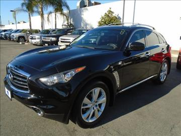 2013 Infiniti FX37 for sale in Downey, CA