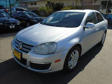 2007 Volkswagen Jetta for sale in Downey, CA