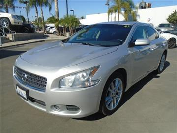 2011 Nissan Maxima for sale in Downey, CA