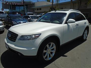 2005 Infiniti FX45 for sale in Downey, CA