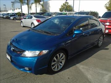 2011 Honda Civic for sale in Downey, CA