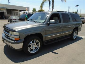 2001 Chevrolet Suburban for sale in Downey, CA