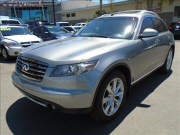 2008 Infiniti FX45 for sale in Downey, CA