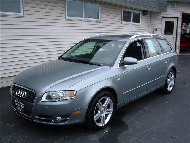 2007 audi a4 2 0t avant quattro in rutland vt rutland. Black Bedroom Furniture Sets. Home Design Ideas