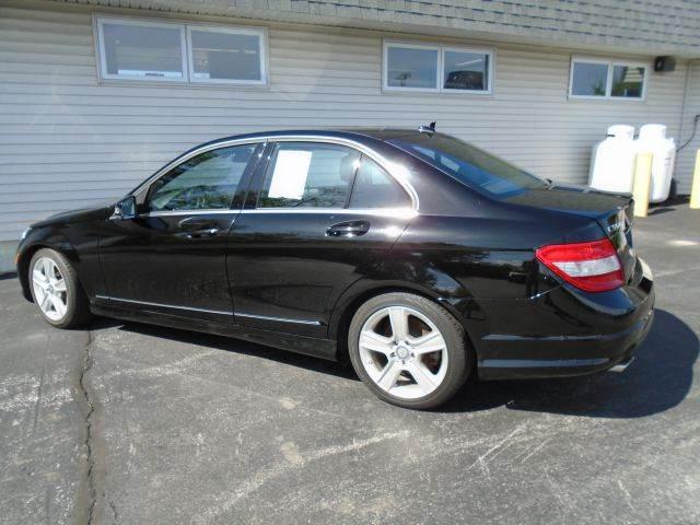 2010 mercedes benz c class c300 sport 4matic awd 4dr sedan for 2010 mercedes benz c class c300 4matic