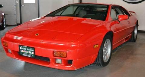 1990 Lotus Esprit for sale in Rutland, VT
