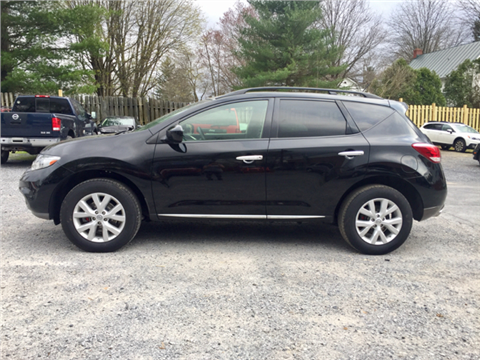 2014 Nissan Murano for sale in Flint Hill, VA