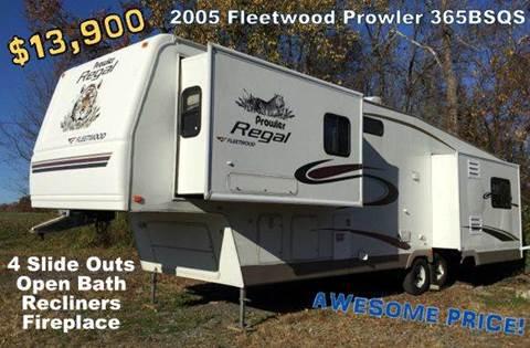 2005 Fleetwood Prowler
