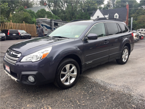 2014 Subaru Outback for sale in Flint Hill, VA