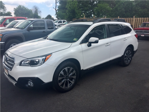 2015 Subaru Outback for sale in Flint Hill, VA