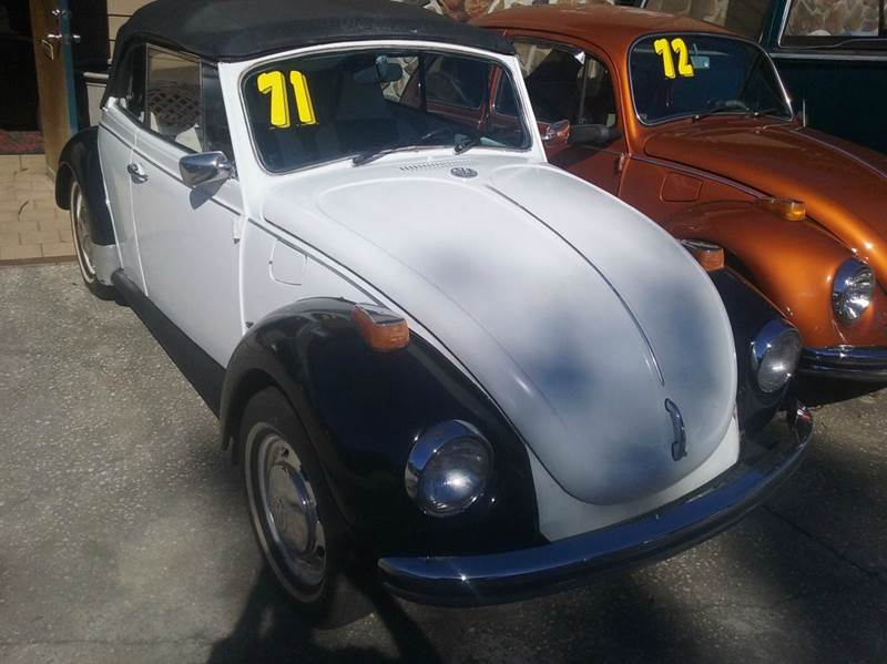 Volkswagen beetle convertible for sale in washington for Hilltop motors jacksonville fl