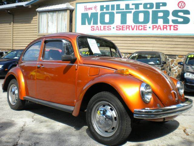 Used 1972 volkswagen beetle for sale for Head motor company columbia mo