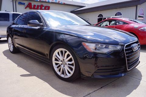 2012 Audi A6 for sale in Bartonville, IL