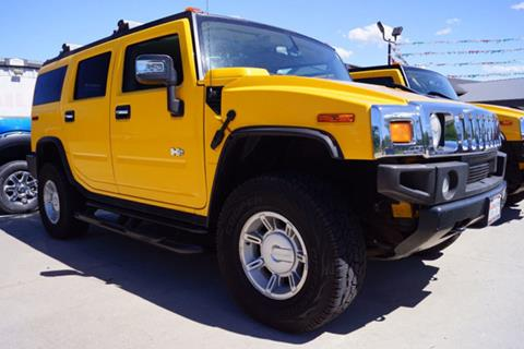 2004 HUMMER H2 for sale in Bartonville, IL