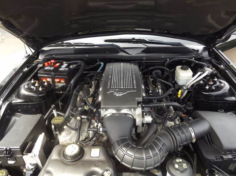 2007 Ford Mustang Gt Premium 2dr Fastback In Bridgewater Ma Auto