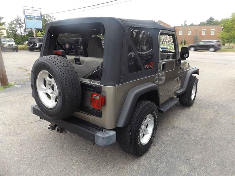 2006 jeep wrangler sport 2dr suv 4wd in bridgewater ma auto city llc contact sciox Image collections